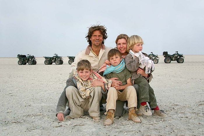 Family safari holidays in Africa